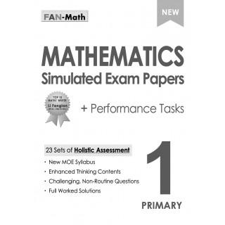 Mathematics Simulated Exam Papers P1