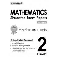 Mathematics Simulated Exam Papers P2