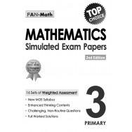 Mathematics Simulated Exam Papers P3