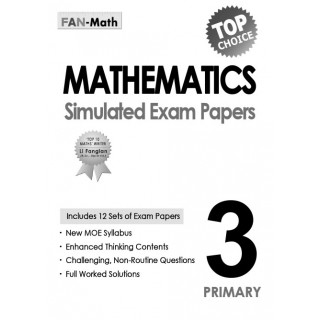 Mathematics Simulated Exam Papers P3