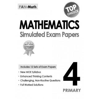 Mathematics Simulated Exam Papers P4