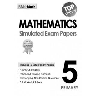 Mathematics Simulated Exam Papers P5