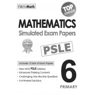 Mathematics Simulated Exam Papers P6