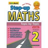 Step-Up Maths Topic By Topic P2