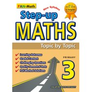Step-Up Maths Topic By Topic P3