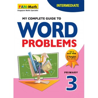 my complete guide to word problems P3 (intermediate)