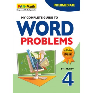 my complete guide to word problems P4 (intermediate)