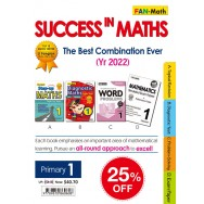 P1 Success In Math Pack 2019