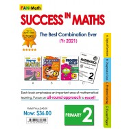 P2 Success In Math Pack 2020