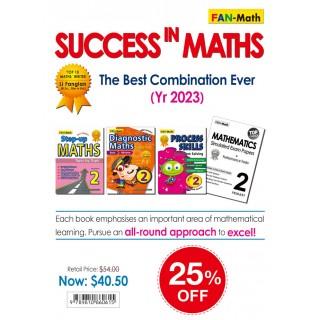 P2 Success In Math Pack 2020