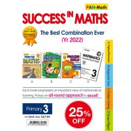 P3 Success In Math Pack 2019