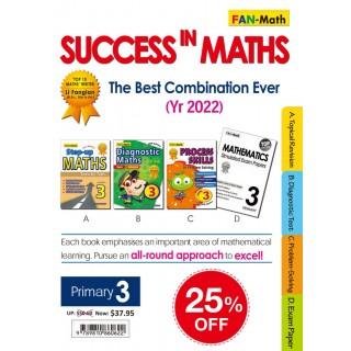 P3 Success In Math Pack 2020