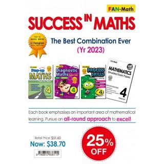 P4 Success In Math Pack 2020