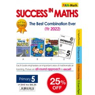 P5 Success In Math Pack 2019