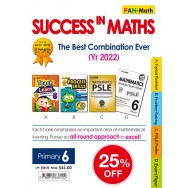 P6 Success In Math Pack 2019