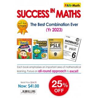 P6 Success In Math Pack 2020